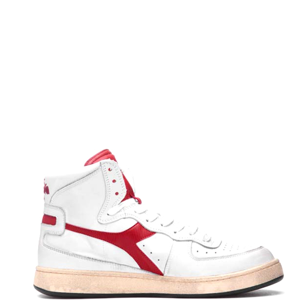 High Top | 201158569BIANCO/ROSSO