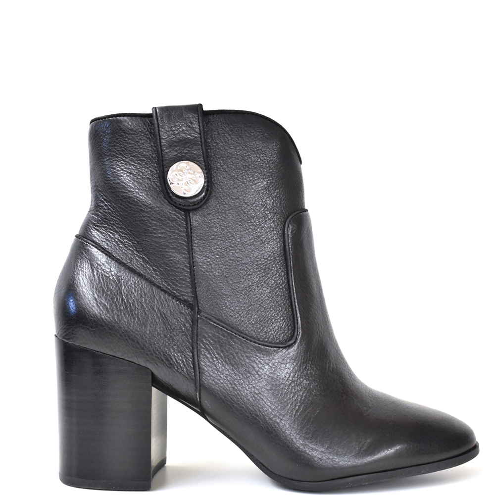 Ankle Boots. | FL7CYP-CYPHER-NERO