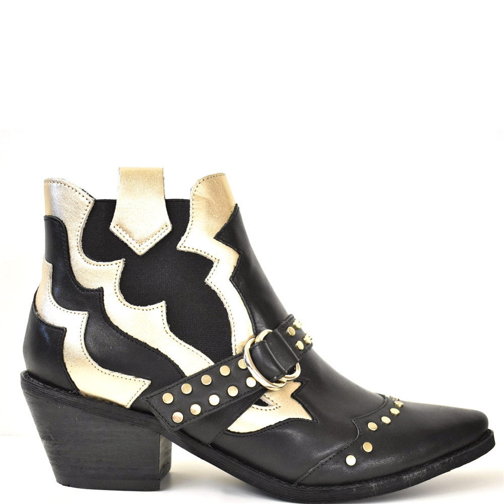 Ankle Boots. | FL7NAR-NARRI-GOLD