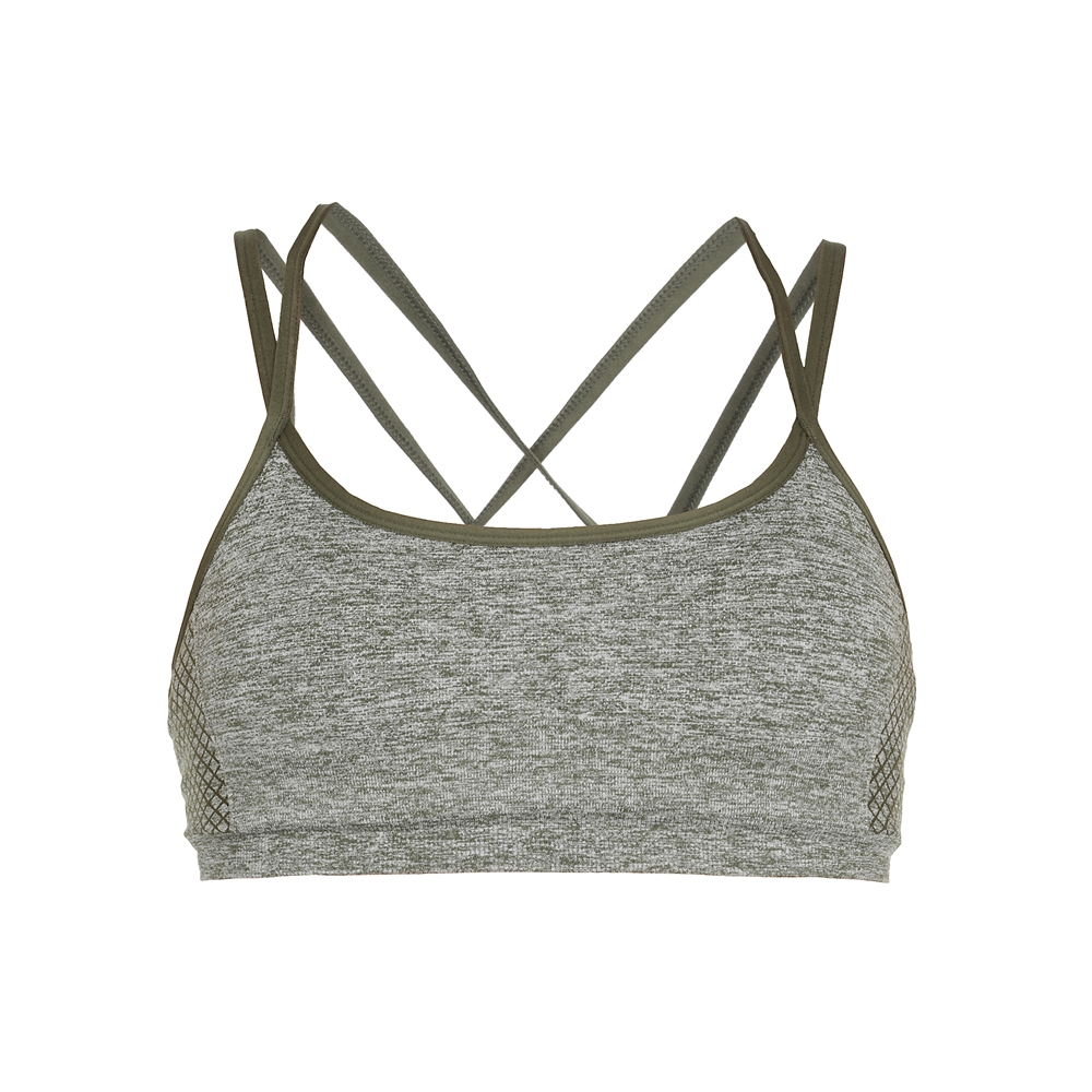 Sleeveless | FM3537SEAMLESS BRA TEXDARK CYPRESS