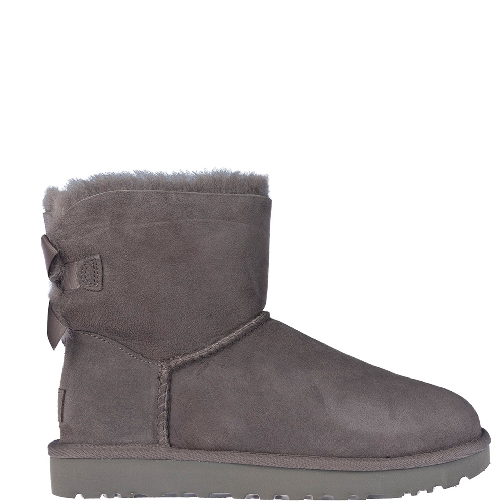 Ankle boots.. | UGSBLBOWMGY1016501WGREY