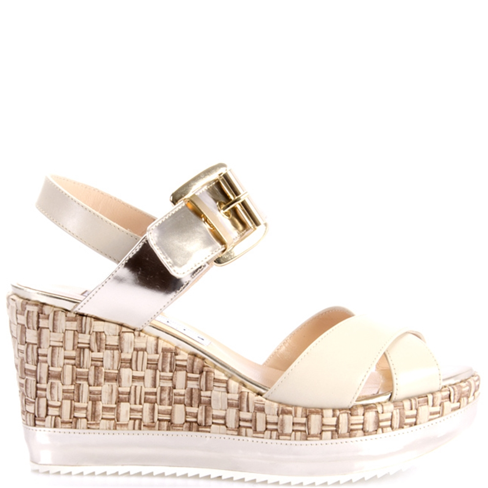 Wedges.... | 7486CHANEL BEIGE