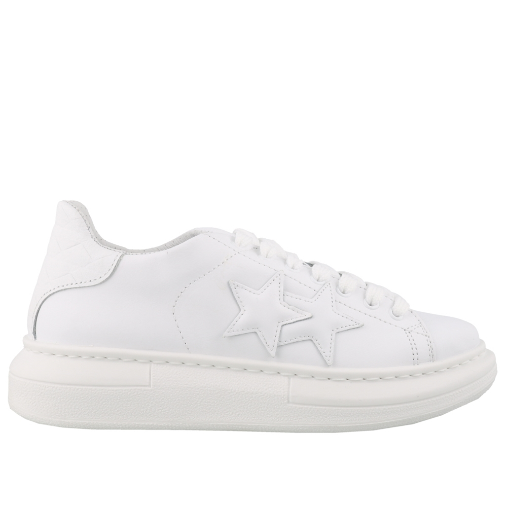 Low Top | 2690BIANCO