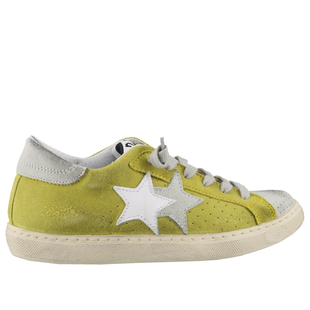 Low Top | D2661GIALLO GHIACCIO