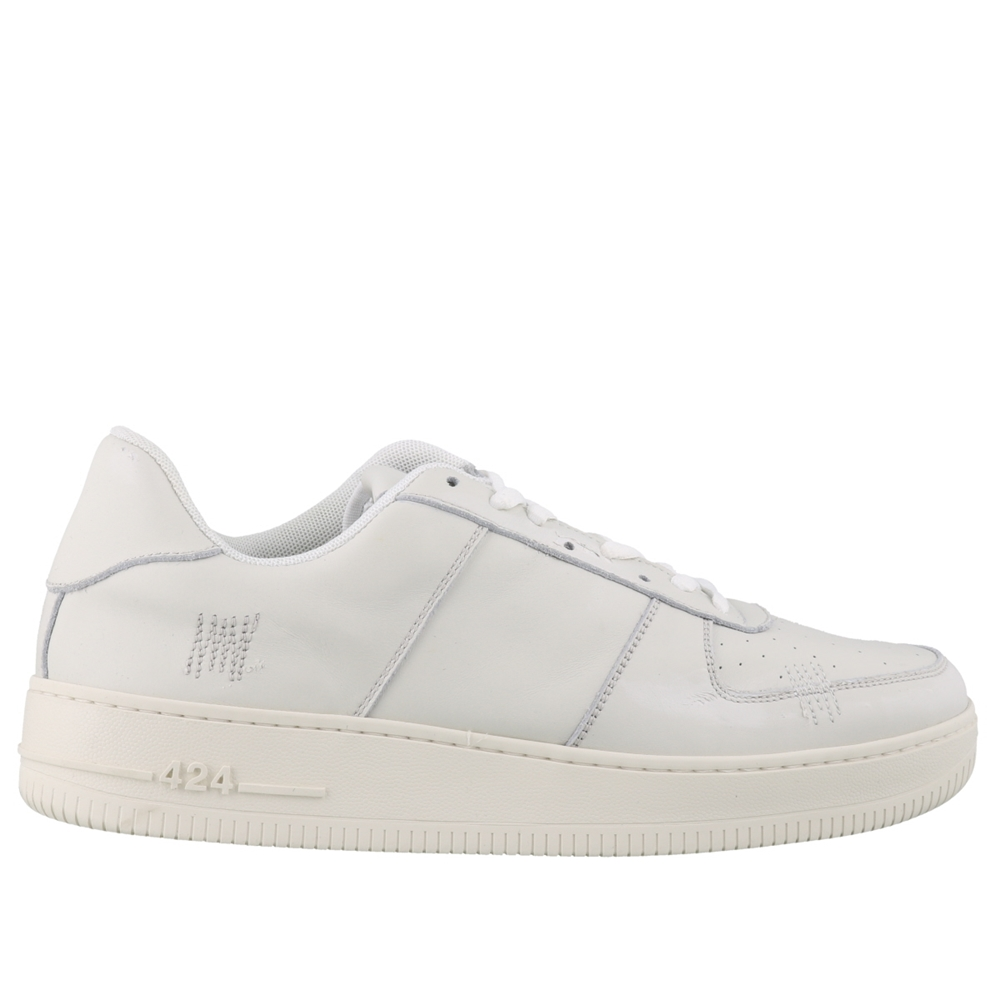 Low Top | 0077WHT