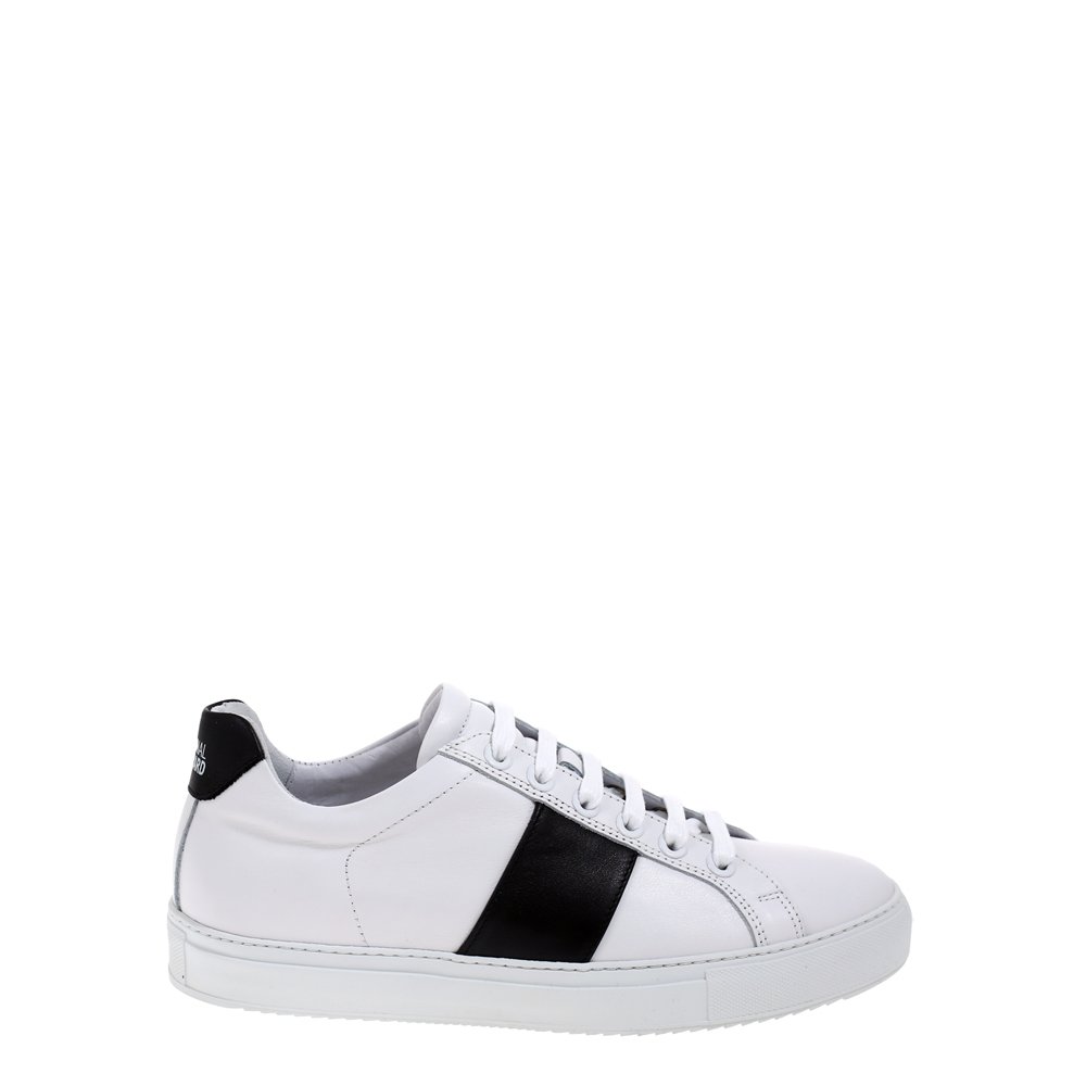 Low Top | M04BL009BIANCO/NERO
