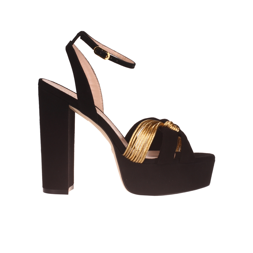 With Heel. | KAYLEYBLACK/GOLD
