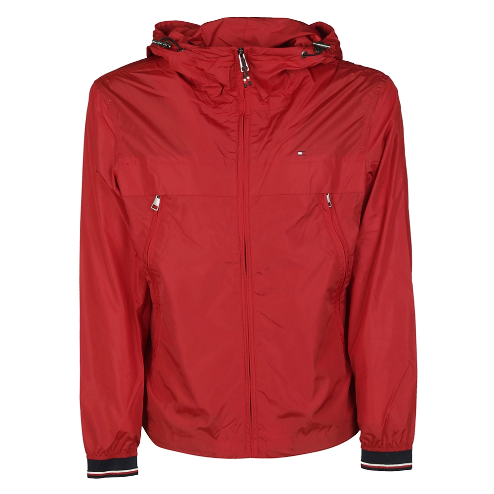 Short Jackets | MW0MW12216XLGHOODEDJACKETPRIMARYRED