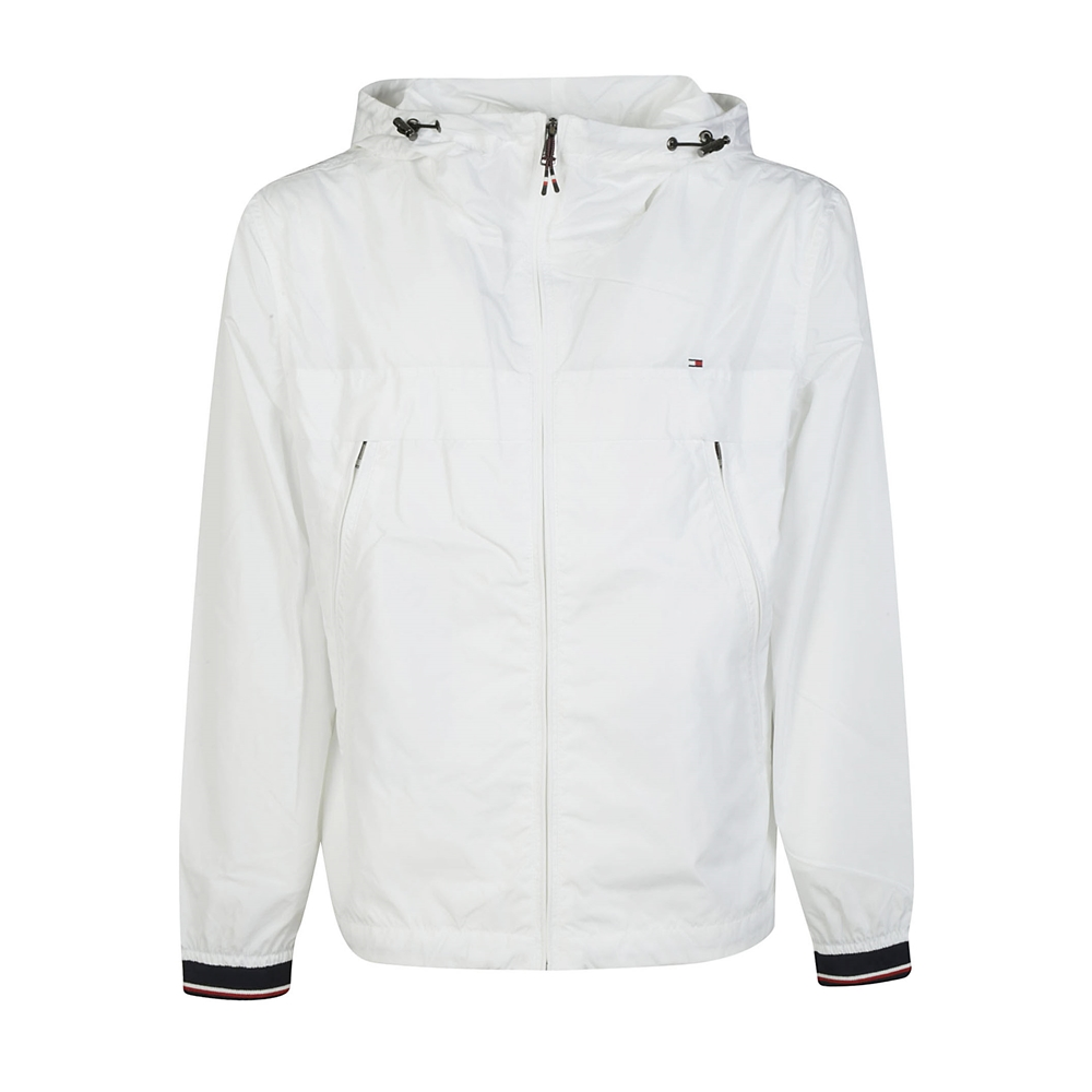 Short Jackets | MW0MW12216YBRHOODEDJACKETWHITE