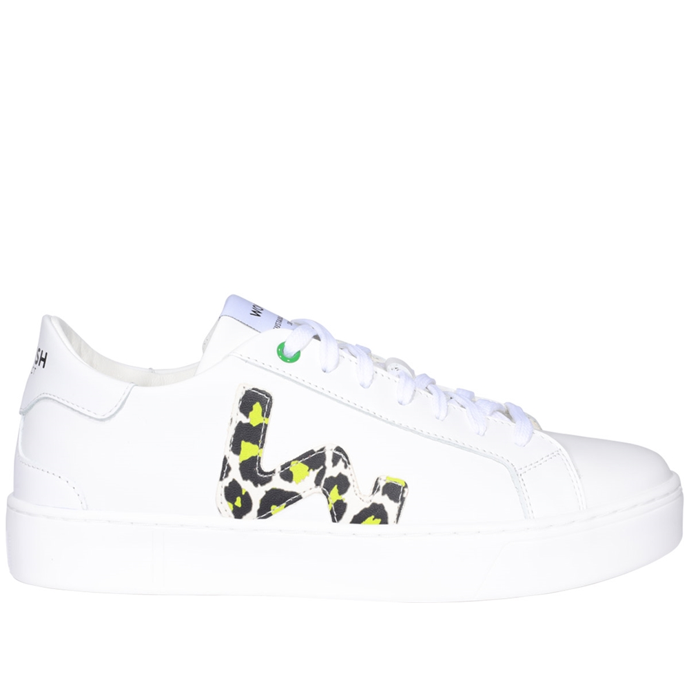 Low Top | S201201WHITE LEMON
