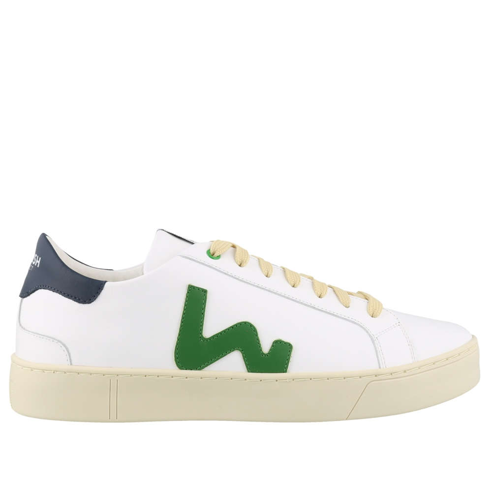 Low Top | S201259WHITE GREEN