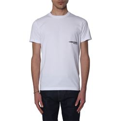 DSQUARED2 T-SHIRTS AND POLOS SHORT SLEEVES
