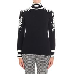 ERMANNO SCERVINO SWEATERS HIGHT NECK