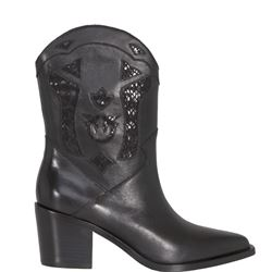 PINKO BOOTS ANKLE BOOTS