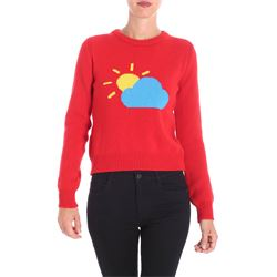 woolen embroidered pullover