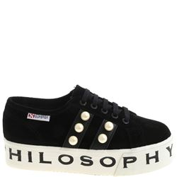 PHILOSOPHY BY LORENZO SERAFINI SNEAKERS LOW TOP
