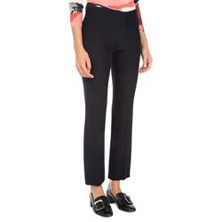 ALEXANDER MCQUEEN TROUSERS CROPPED