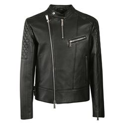 DSQUARED2 JACKETS LEATHER