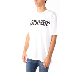 Dsquared2 Short sleeves. DONNA