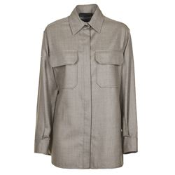 ERIKA CAVALLINI SEMI-COUTURE SHIRTS CASUAL