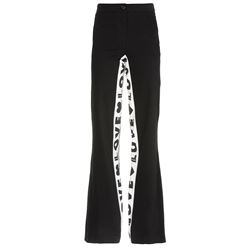 LOVE MOSCHINO TROUSERS LARGE