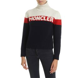 MONCLER SWEATERS HIGHT NECK