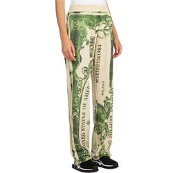 MOSCHINO TROUSERS STRAIGHT