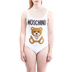 MOSCHINO SEA CLOTHING SWIMSUIT