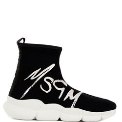 MSGM SNEAKERS HIGH TOP