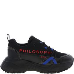 PHILOSOPHY BY LORENZO SERAFINI FLAT SHOES LACE SHOES