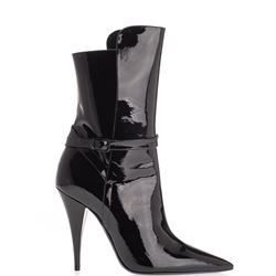 Saint%20Laurent%20 Ankle Boots. DONNA