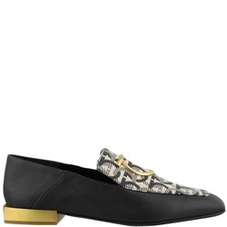 SALVATORE FERRAGAMO FLAT SHOES MOCASSINS