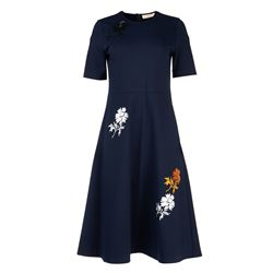TORY BURCH DRESSES KNEE LENGHT