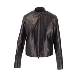 VALENTINO JACKETS LEATHER