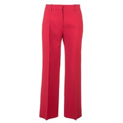 VALENTINO TROUSERS STRAIGHT