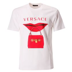 VERSACE T-SHIRTS AND POLOS SHORT SLEEVES