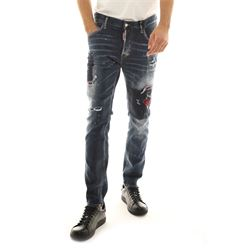 DSQUARED2 JEANS SKINNY