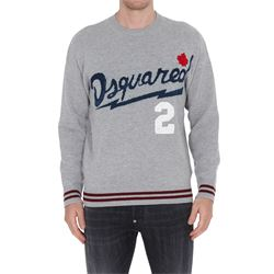 DSQUARED2 SWEATERS CREWNECK