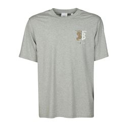 BURBERRY T-SHIRTS AND POLOS SHORT SLEEVES