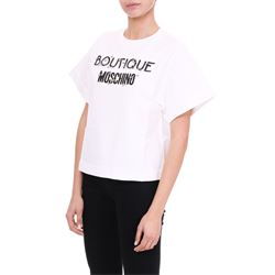 Boutique%20Moschino Short sleeves. DONNA