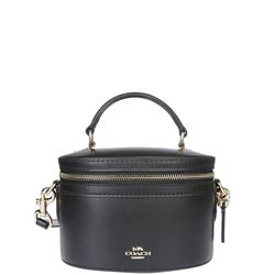 leather trail bag