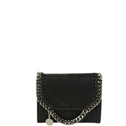 black falabella small wallet