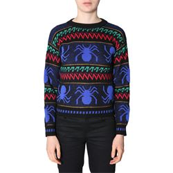 SAINT LAURENT  KNITWEAR CREWNECK