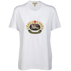 BURBERRY T-SHIRTS AND POLOS SHORT SLEEVED