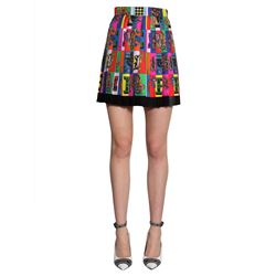 VERSACE SKIRTS KNEE LENGHT