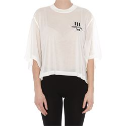 Y-3 T-SHIRTS AND POLOS SHORT SLEEVED