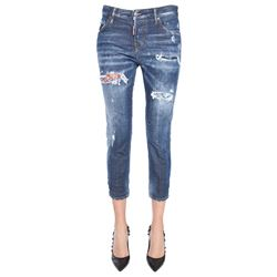 jeans cool girl cropped fit