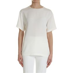 ALBERTA FERRETTI TOP WITH SLEEVES