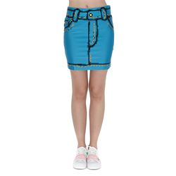 MOSCHINO SKIRTS KNEE LENGHT