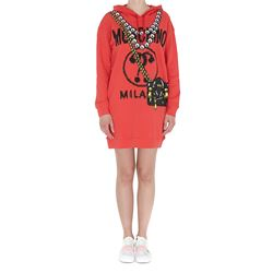 MOSCHINO DRESSES KNEE LENGHT